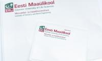 eesti maaülikool kleebiste trükkimine tartus