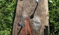 sepanaelad vanast puidust nagi valmistamine käsitööna