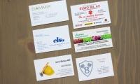 visiitkaardid 85x54mm visiitkaartide trükkimine tartus
