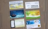 visiitkaartide trükkimine visiitkaartide kujundamine